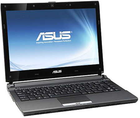 Asus U32U-RX015 Slim and Light Win7 Home Basic Laptop