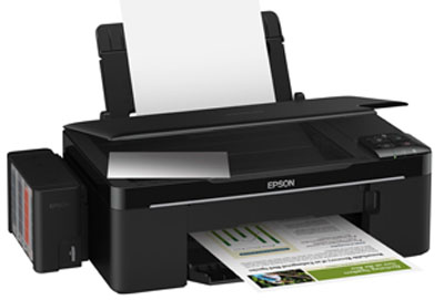 Epson L200 Color All In One Continuous Ink System Printer