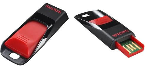 Share your world with ease using the simple, user-friendly SanDisk Cruzer Edge USB Flash drive. Your tunes, pictures, home videos and movies are right there ...