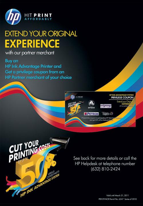 Hp Ink Advantage Promo Asianic Distributors Inc Philippines